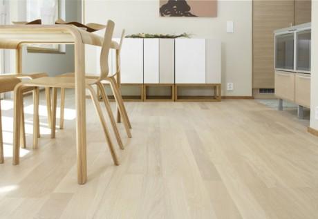 suelo de madera en nuestro hogar