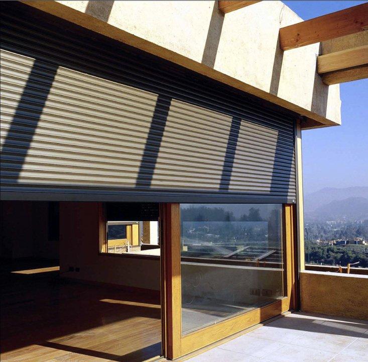 persianas exteriores