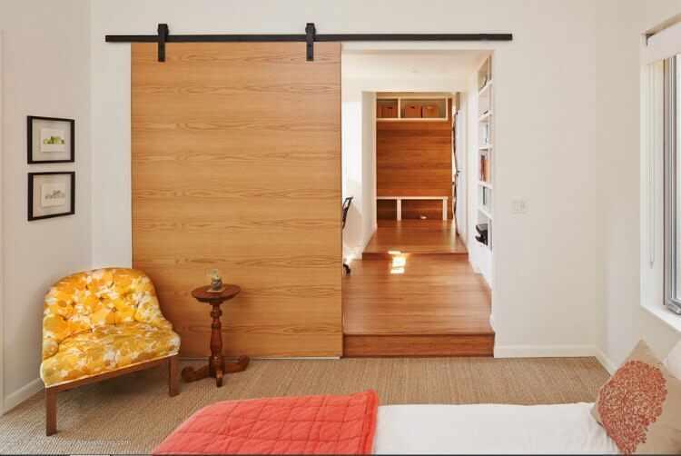 Las puertas correderas ahorran espacio y decoran hoy en - Instalacion puertas correderas ...