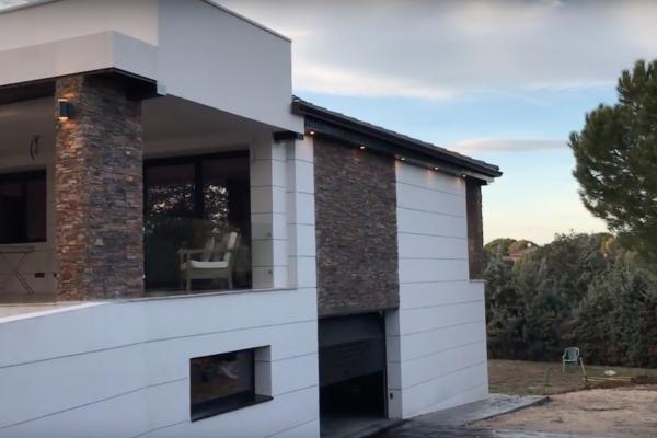 Moderniza tu fachada!