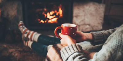 El mejor remedio para el frio: la chimenea