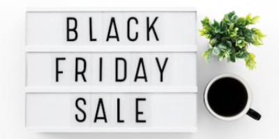 Promociones del Black Friday!